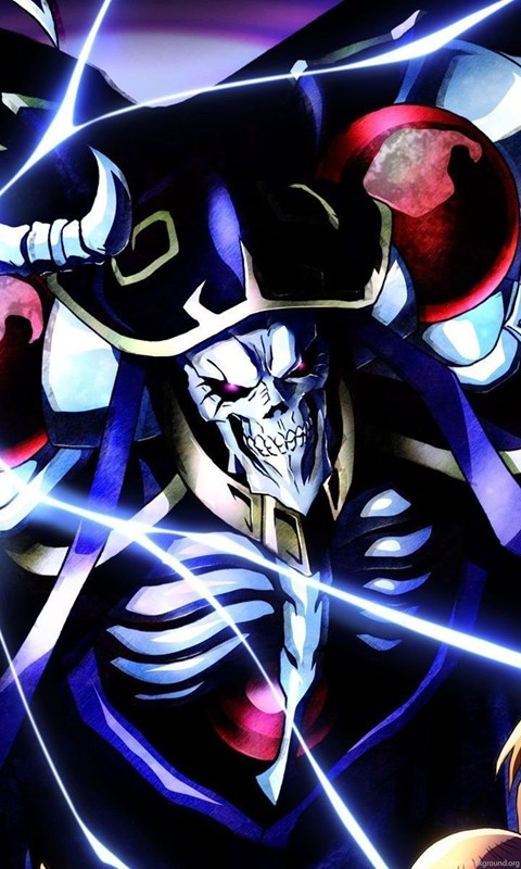 Anime Ipod Wallpapers Overlord Wallpapers Hd Gallery Desktop Background