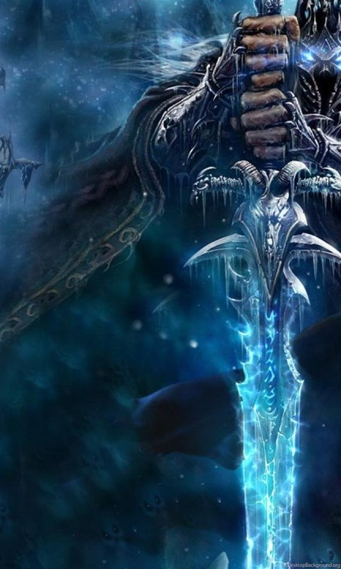 Lich King Iphone Wallpaper Lich King Frozen Throne Arthas Warcraft 1920x1080 Hd