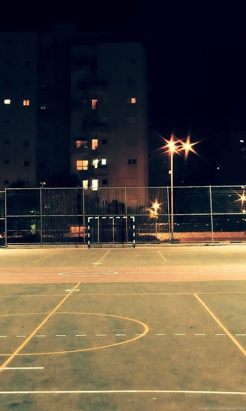 Sample Basketball Court