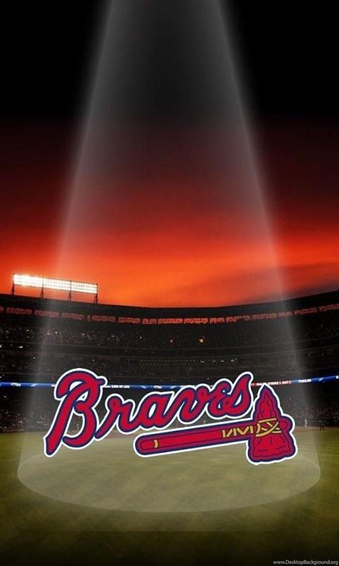 Live Wallpaper Iphone X Your Name Atlanta Braves Live Wallpapers Download Atlanta Braves