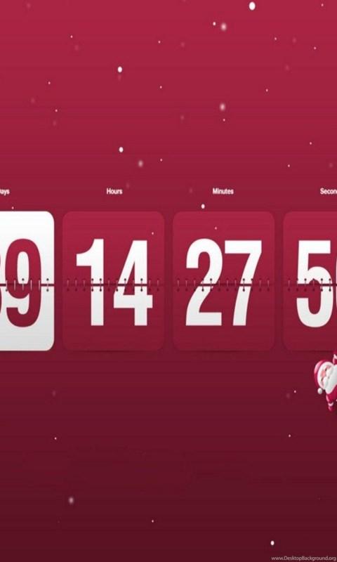 Brown Iphone X Wallpaper Christmas Countdown Wallpapers Christmas Countdown Images