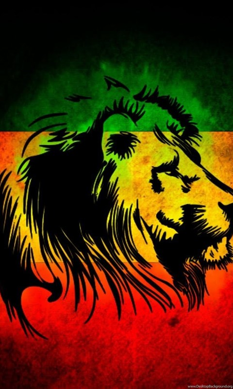 Animated Lion Wallpaper Rasta Colors Bob Marley Wallpaper Desktop Background