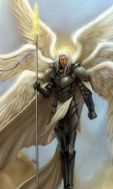 Iphone X Colour Wallpaper 193 Angel Warrior Hd Wallpapers Desktop Background