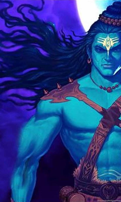 Live Wallpaper For Iphone 3gs God Shiva Backside Trishul Hd Wallpapers Desktop Background