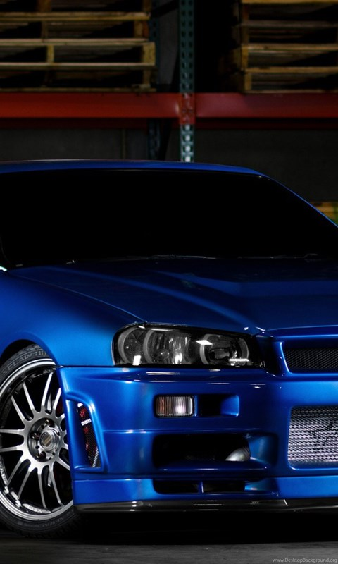 R34 Wallpaper Hd Nissan Skyline Gtr R34 Fast And Furious Wallpapers Hot