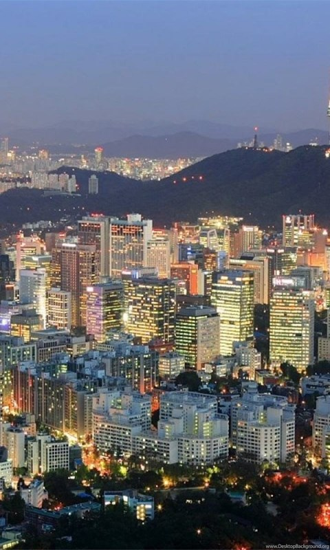 Hd Wallpapers For Android Mobile Full Screen Seoul South Korea Wallpapers 204443 Desktop Background