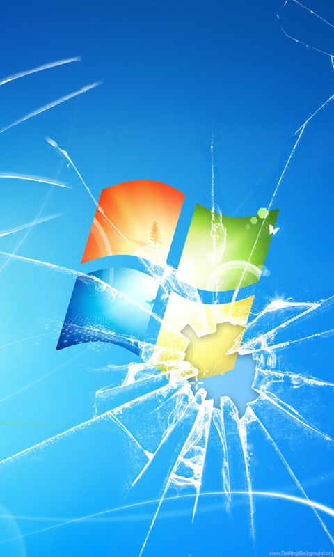 Iphone X Cracked Screen Wallpaper Hd Cracked Broken Screen Windows Wallpapers Hd 1080p Full
