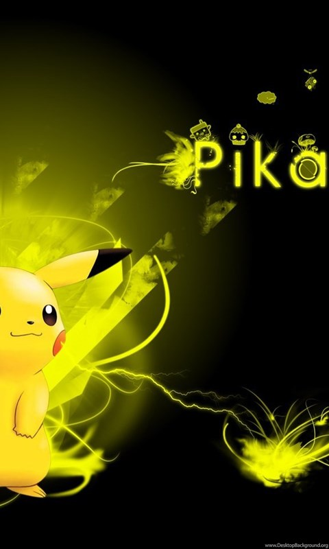 Download Black Hd Wallpapers For Android Pikachu Wallpapers Hd Free Download Desktop Background