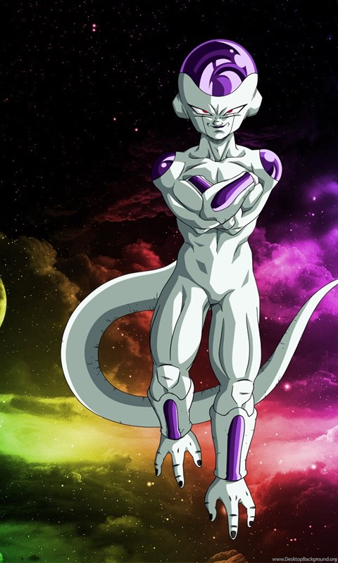 Dragon Ball Live Wallpaper Iphone X Dragon Ball Z Frieza Final Form Wallpapers By Marindusevic