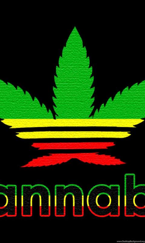 Weed Wallpaper Iphone X Adidas Logo Weed Desktop Background