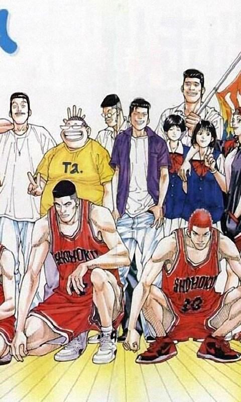 Anime Ipod Wallpapers Slam Dunk Basketball Anime Wallpapers Hd 276 Desktop