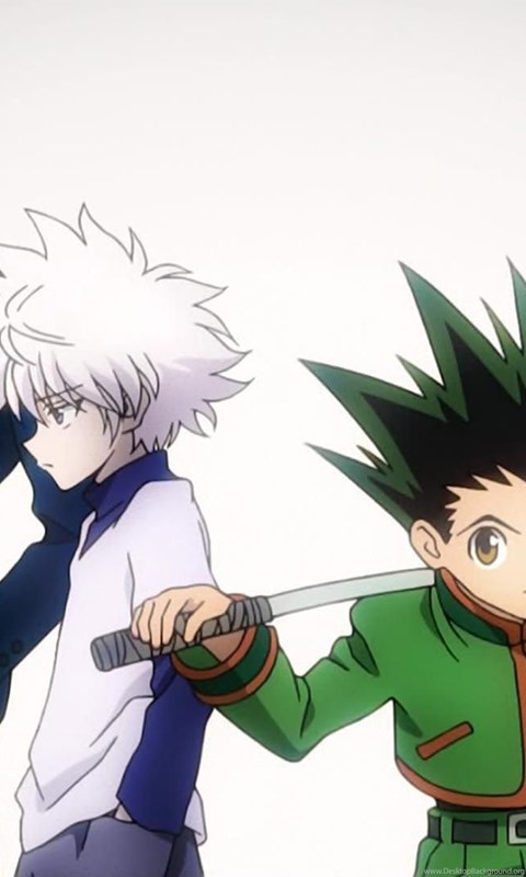 Ipad Mini Wallpaper Hd Hunter X Hunter Wallpaper Backgrounds Desktop Background