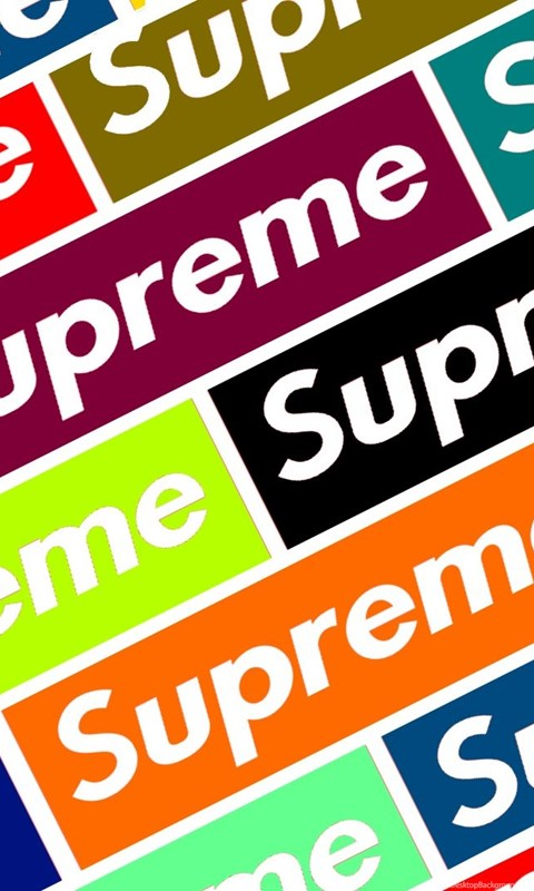 Hd Supreme Wallpaper Supreme Wallpapers Desktop Background