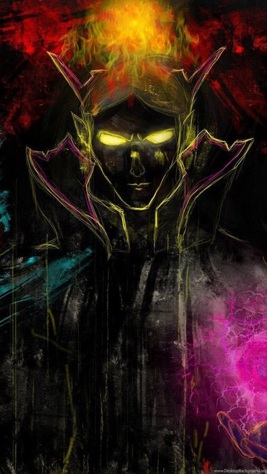 Dota 2 Invoker Magic Games Fantasy Wizard Sorcerer Wallpapers