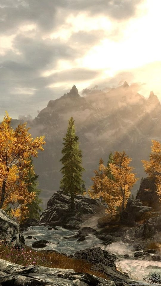 Iphone X Full Screen Wallpaper Hd Skyrim Wallpapers Hd Desktop Backgrounds 2048x1152
