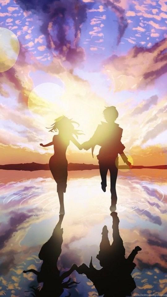 Cute Hug Wallpaper Art Couple Hug Love Happy Manga Anime Love Cute