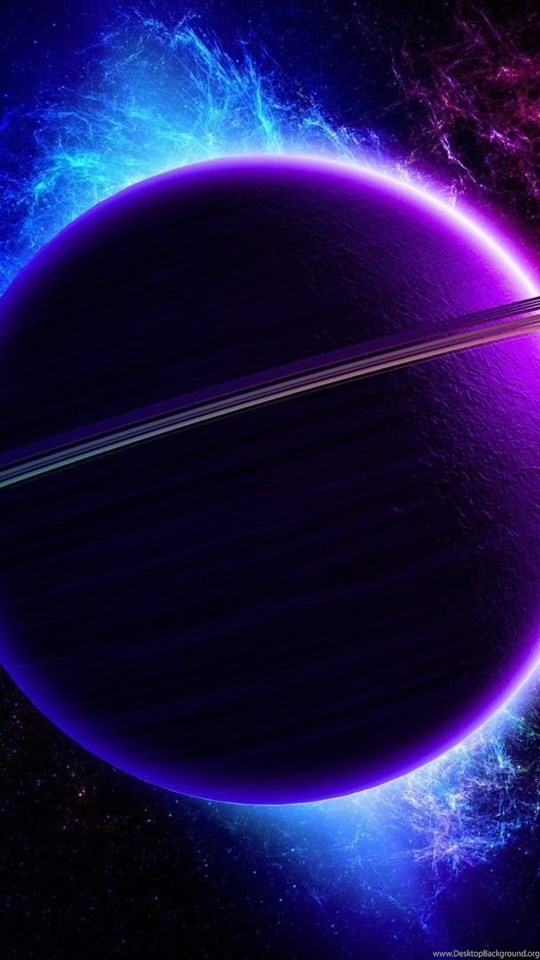 Your Name Wallpaper Iphone X Blue And Purple Planet Wallpapers Fantasy Wallpapers