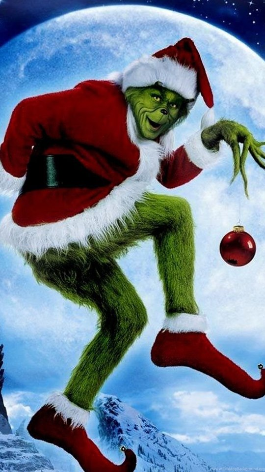 Ipod Touch 5 Hd Wallpapers The Grinch Wallpapers Wallpapers Cave Desktop Background