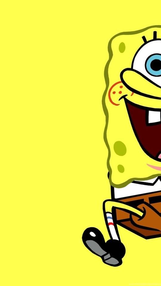 spongebob squarepants character wallpaper