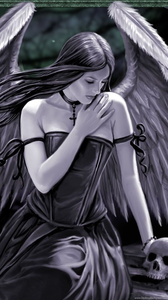 Wicked Iphone Wallpaper Anne Stokes Free Wallpapers 19 Photos For Your Desktop