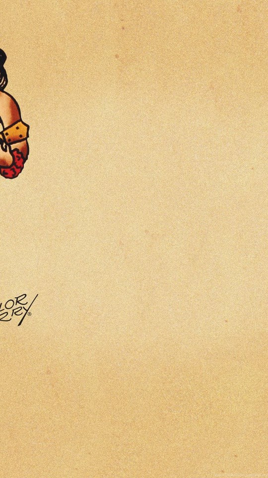 ... Sailor Jerry Wallpaper The Galleries of HD Wallpaper