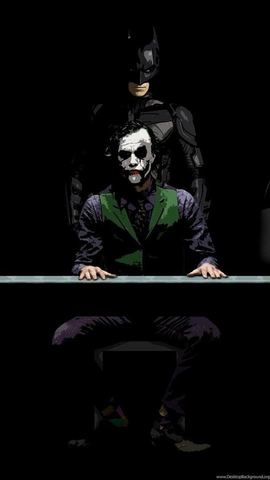 New Joker Iphone X Wallpaper