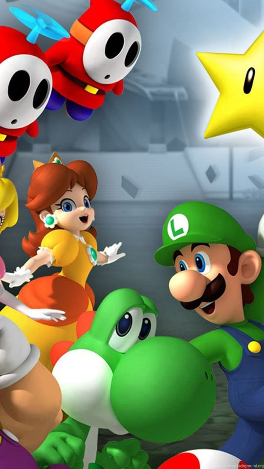 Iphone X Style Wallpaper Game Wallpaper Mario And Luigi 1080p Wallpapers For Hd