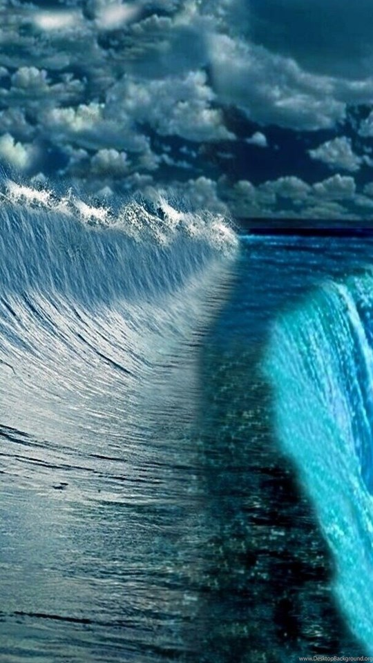 Surf Wallpaper Iphone X 3d Surfing Niagra Fall Amazing Hd Wallpapers For High