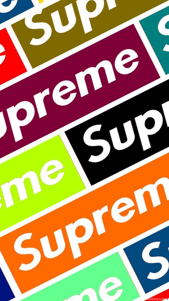 Supreme Hd Wallpaper Iphone X Supreme Wallpapers Desktop Background