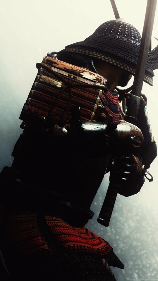 Live Wallpaper For Iphone 3gs Samurai Armor Wallpapers Mobile Other Wallpapers Kokean