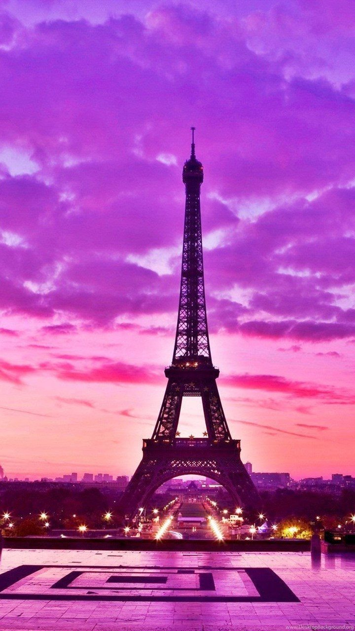 Ipod Touch Wallpaper Hd Bright Picture Of The Eiffel Tower Wallpapers And Images