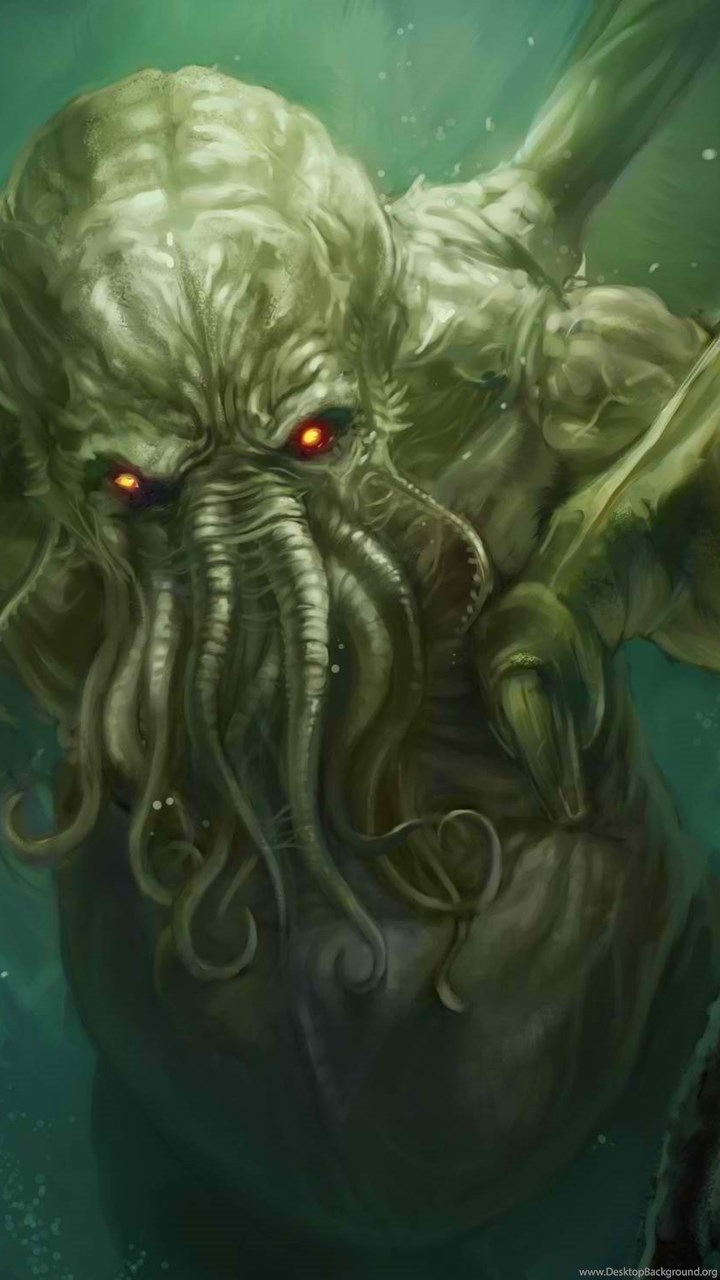 Ipod 4 Wallpapers Hd 130 Cthulhu Hd Wallpapers Desktop Background