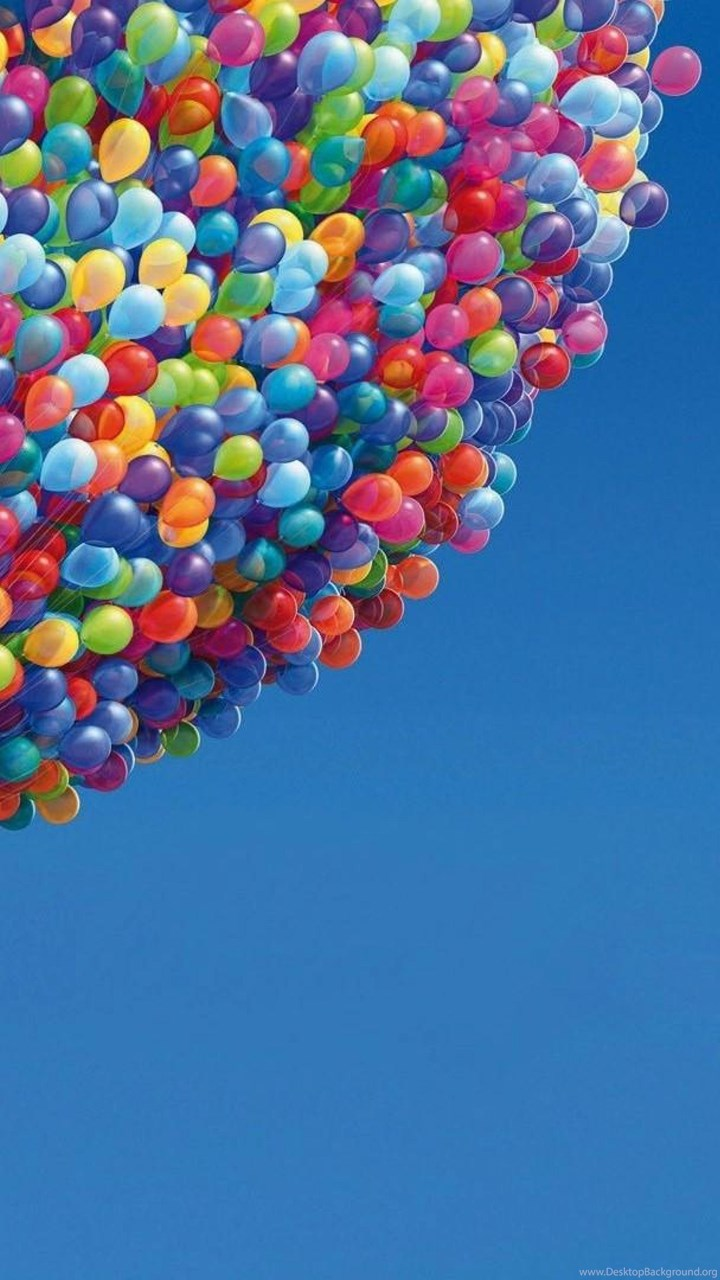 Galaxy S8 Wallpaper Hd House With Balloons Up Pixar Cartoons Up Hd Wallpapers