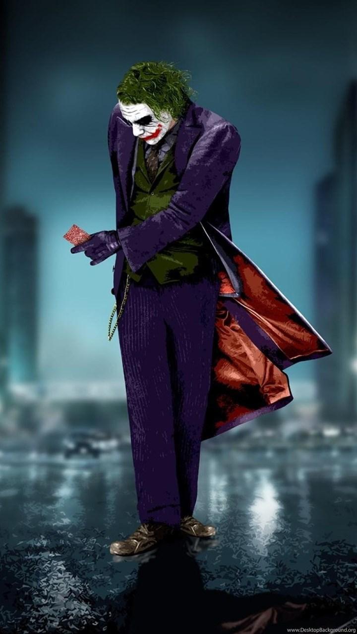 joker heath ledger the