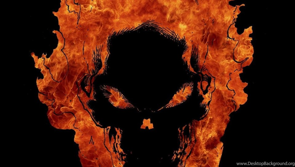 ghost rider flames hd