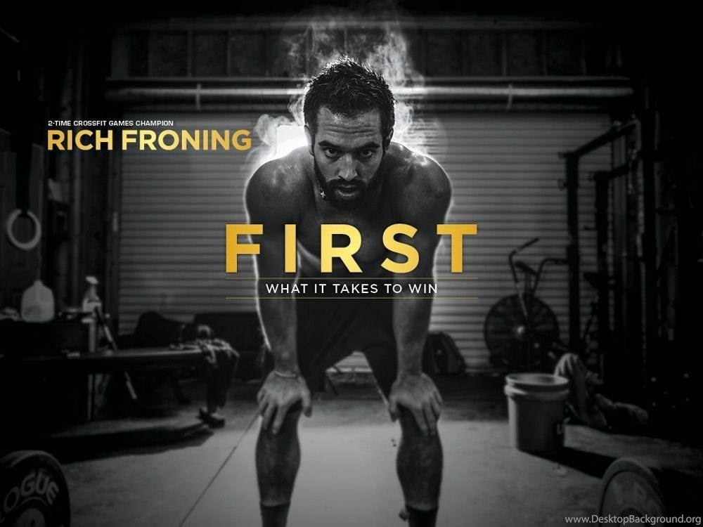 Motivational Quotes Wallpaper Android Rich Froning Wallpapers Hd Desktop Background