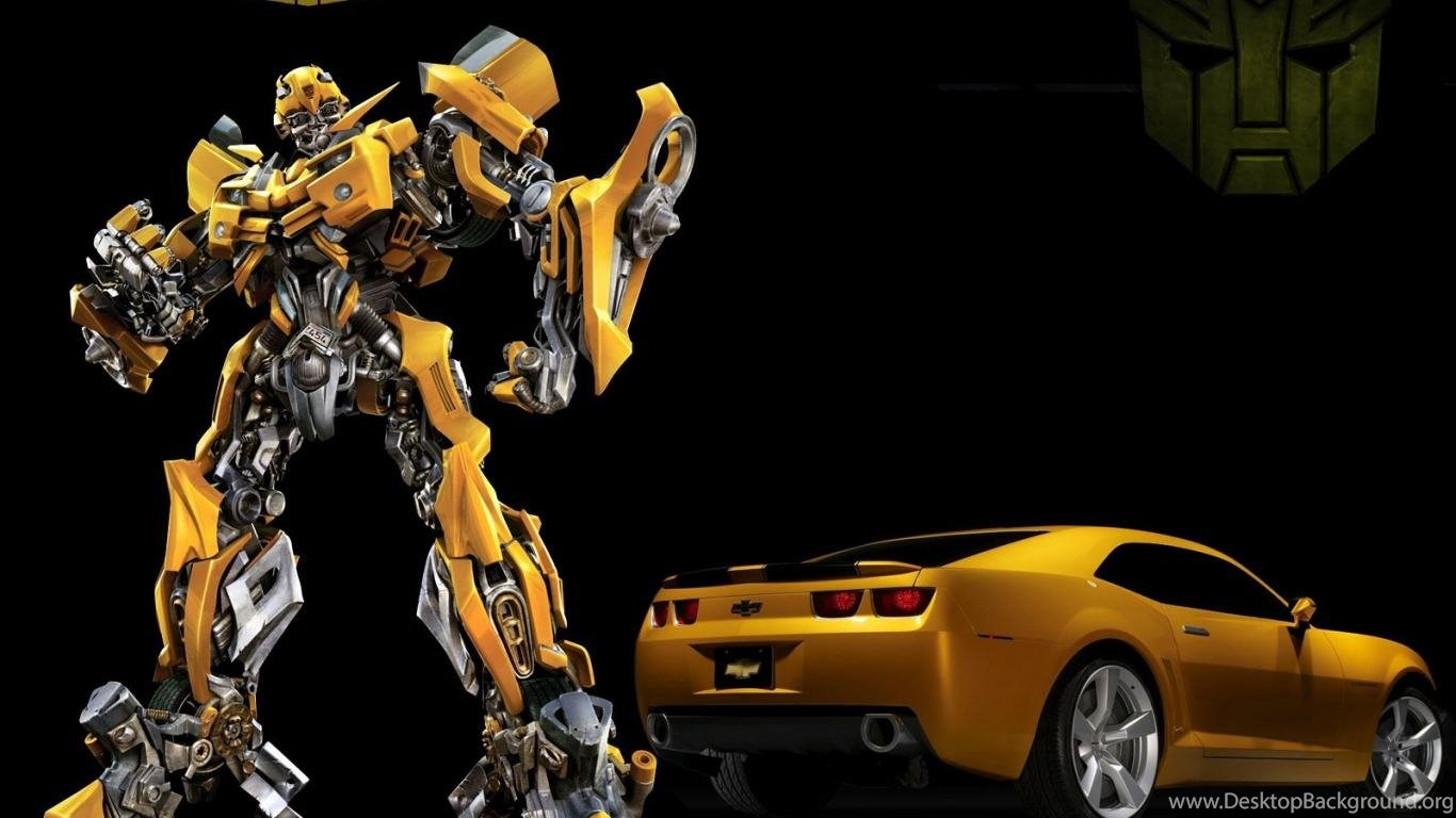 Transformers Bumblebee Wallpapers Free Wallpapers