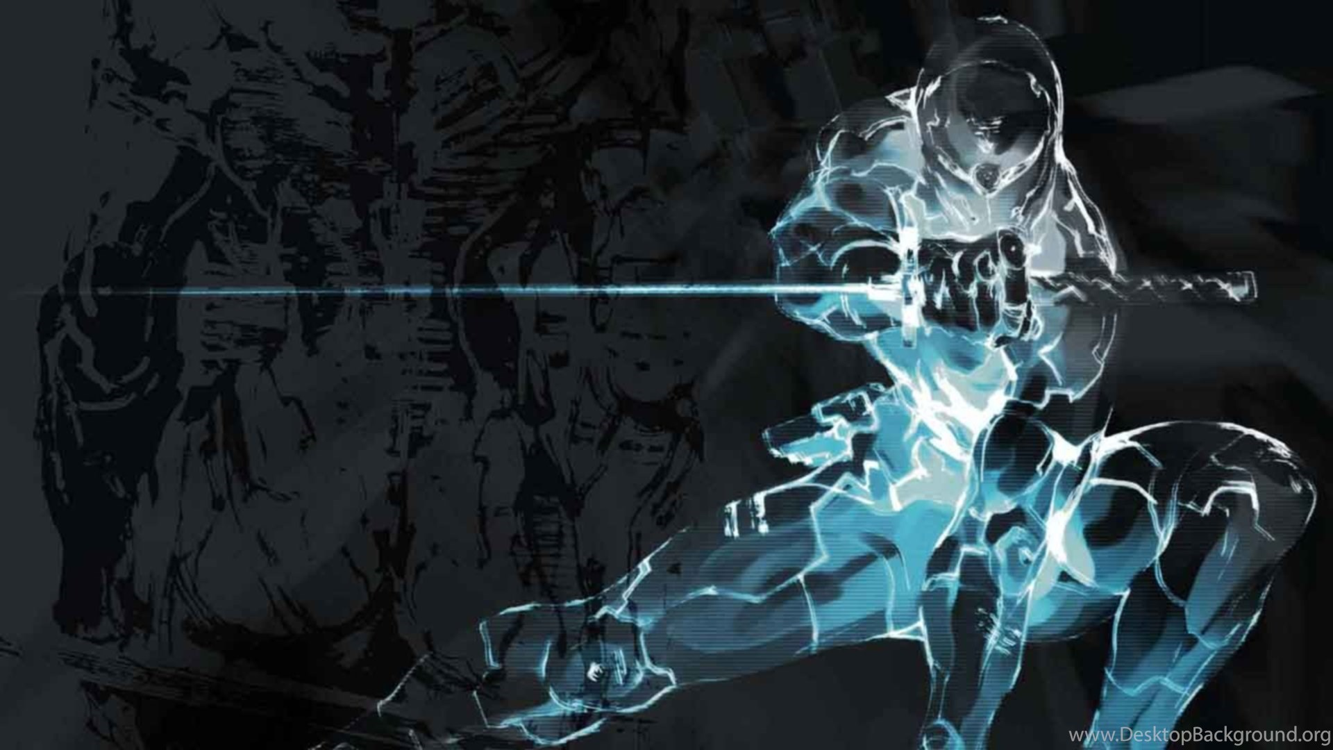 tous les wallpapers metal gear solid