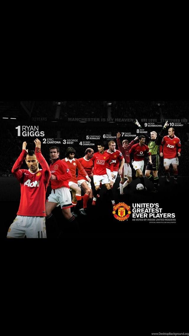 Manchester United Hd Wallpaper Iphone X Yokwallpapers Com