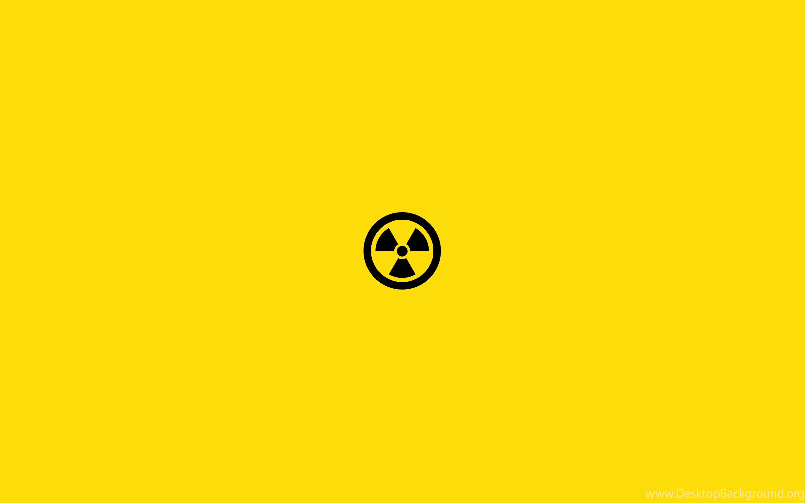 Gas Mask Wallpaper For Iphone Nuclear Symbol Minimalist Wallpapers Desktop Background