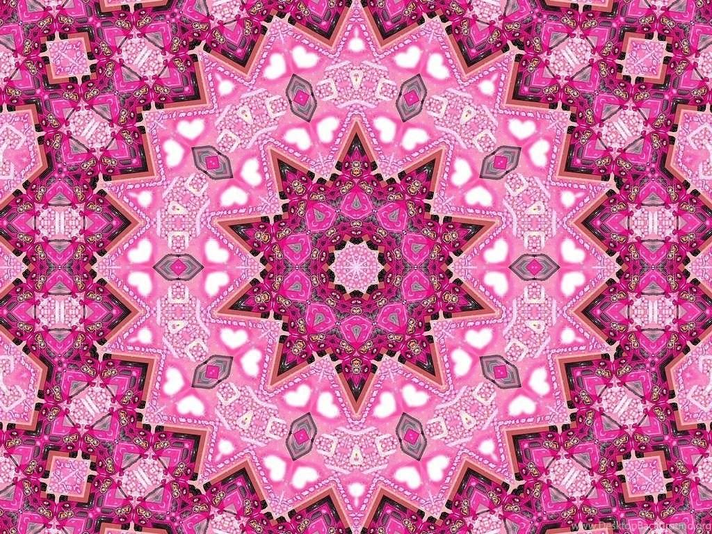 cute desktops kaleidoscope wallpapers