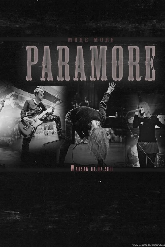 iphone 4s 4 paramore