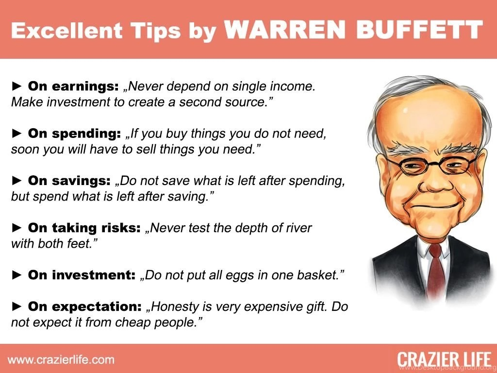 Warren Buffett Quotes Iphone Wallpaper Warren Buffett Quotes Wallpapers Quotesgram Desktop