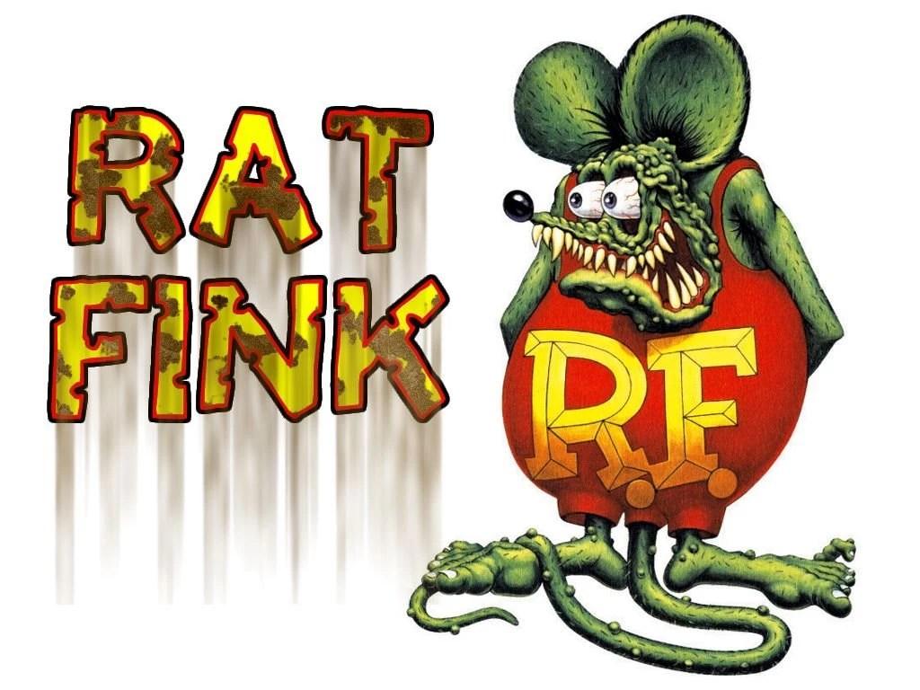 wallpapers rat fink free