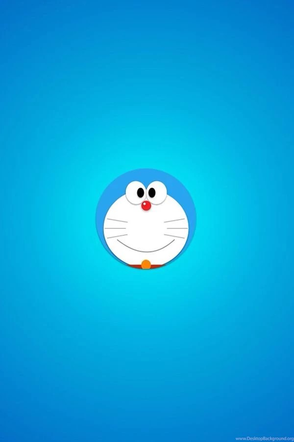 Iphone X Template Wallpaper Doraemon Wallpapers On Behance Desktop Background