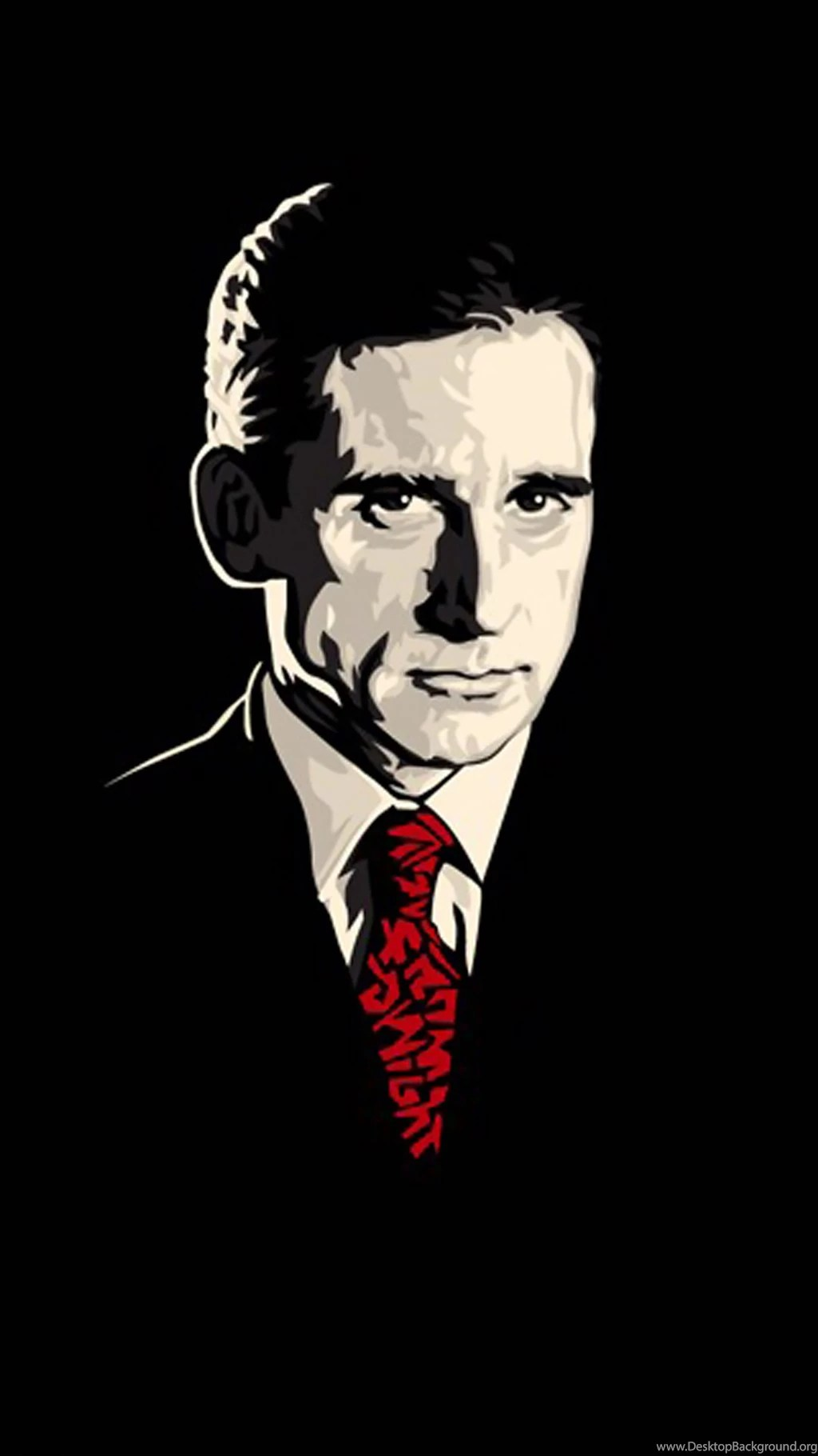Godfather Hd Wallpaper Mobile Wallpaper Michael Scott In The Style Of The
