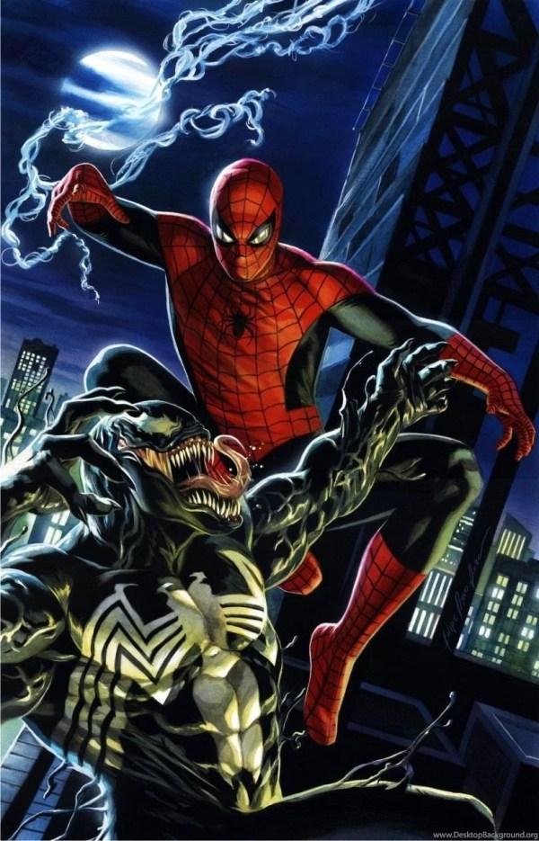 Spiderman Venom Wallpapers