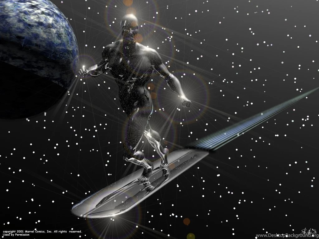 Surf Iphone X Wallpaper The Gallery For Gt Marvel Silver Surfer Wallpapers Desktop