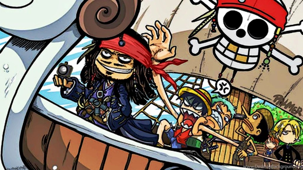 artwork captain jack sparrow
