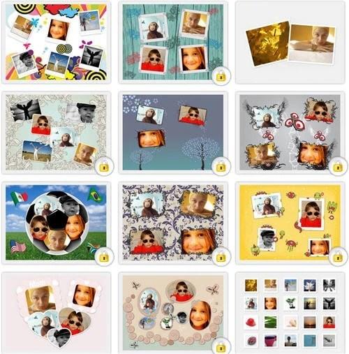 online photo collage maker